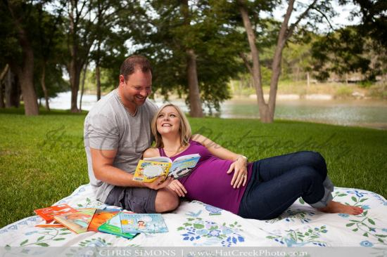 Wimberley Maternity Photography