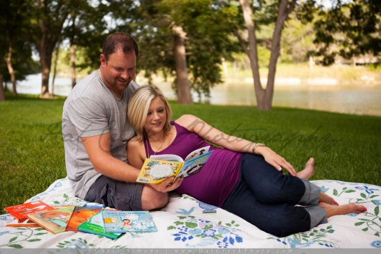 Austin Maternity Photography